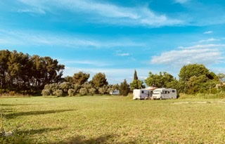 Aire camping-car à Aix-en-Provence (13080-13090-13100-13290-13540) - Photo 1